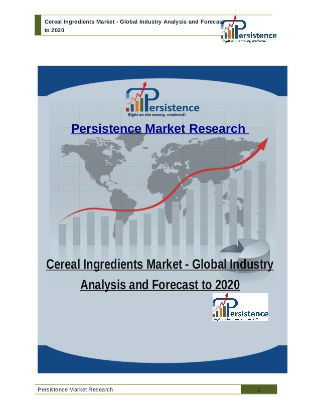 breakfast cereals market overview and forecast Global gluten-free breakfast cereals market research report 2018  global organic hair care products market research report 2018 overview, demand and forecast.
