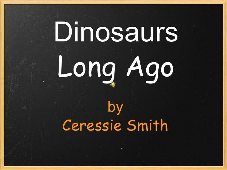 Ceressie  Smith Slidecast