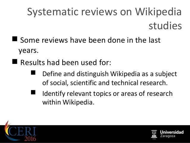 Computing literature review