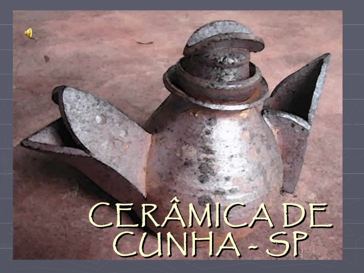 CERÂMICA DE CUNHA - SP