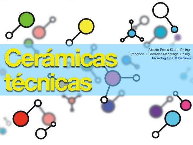 Materiales Cerámicos técnicos v.2014