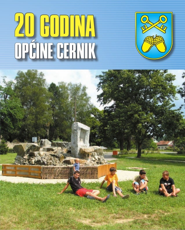20 godina općine Cernik