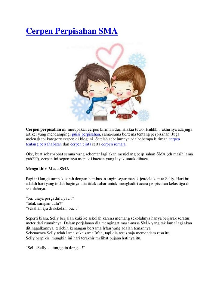 Image Result For Cerita Romantis Anak Remaja