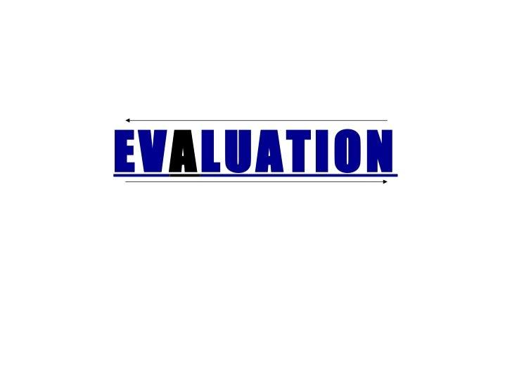 Certain evaluation
