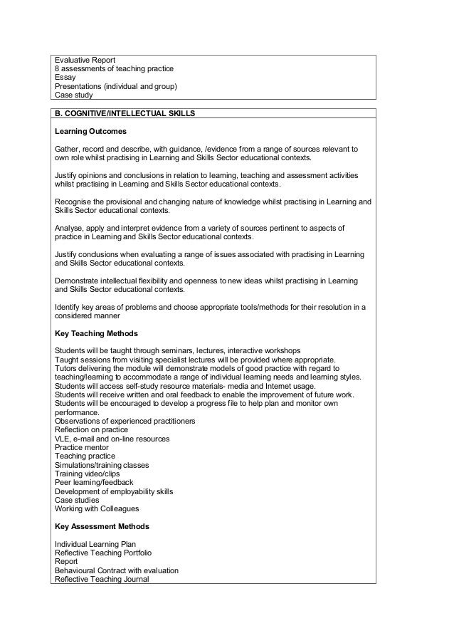 ptlls unit 012 principles of We will write a custom essay sample on unit 307 support assessment for   ptlls unit 012 principles of assessment in lifelong learning principles of.