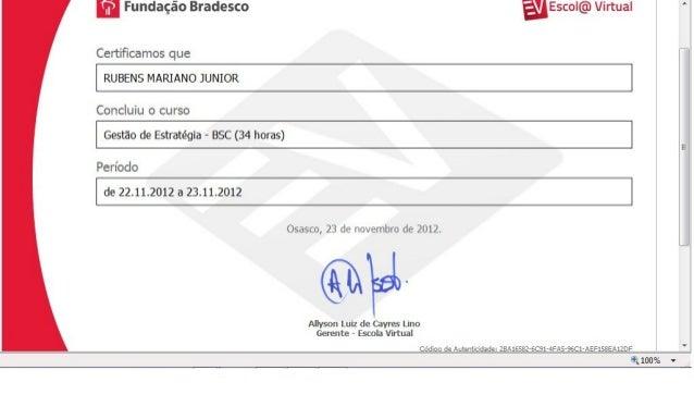 Certificado   Bsc