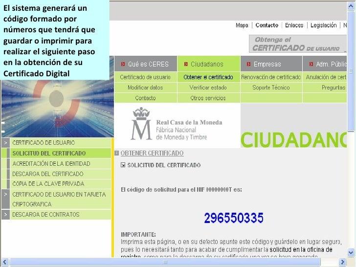 Certificado digital guadalinfo pasos para la obtenci n for Oficinas certificado digital