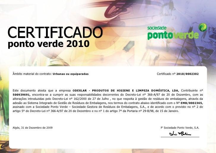 certificado_ponto_verde