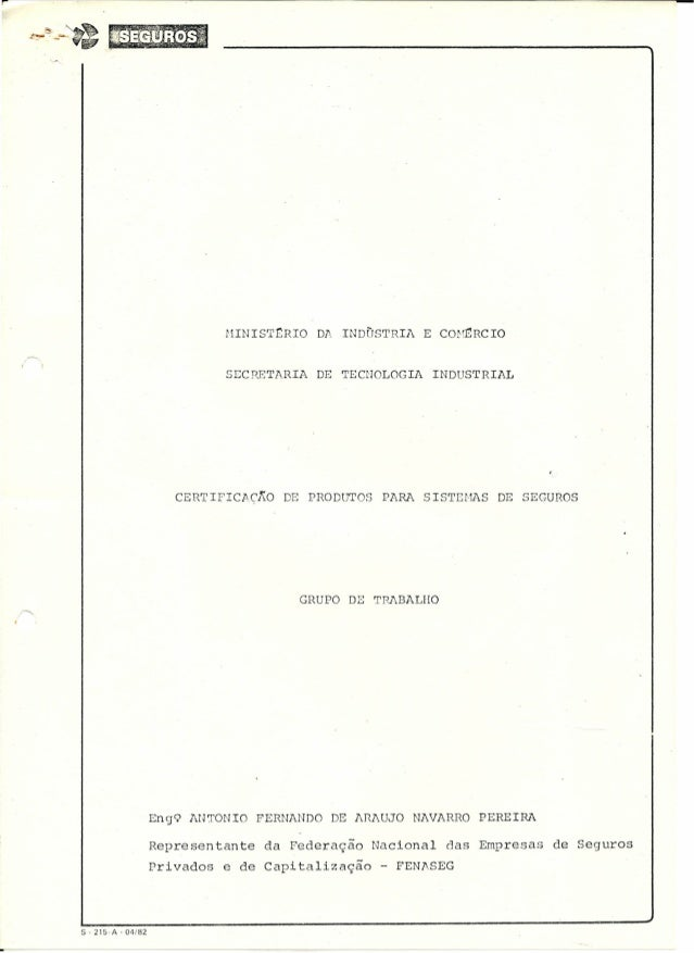 r                                     MINIST~RIO      DA INDÜSTRIA    E CO~~RCIO                                     SECRE...
