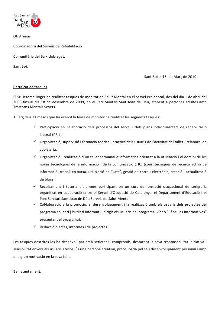 Oti Arenas  Coordinadora del Serveis de Rehabilitació  Comunitària del Baix Llobregat.  Sant Boi.                         ...