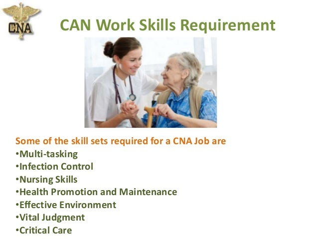 working as a certified nursing assistant 20 reasons to choose a career as a cna a certified nursing assistant or cna is one of the most important ability to work in various sectors – you can work in a.