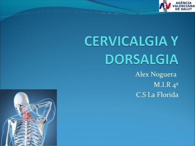 Alex Noguera      M.I.R 4ºC.S La Florida
