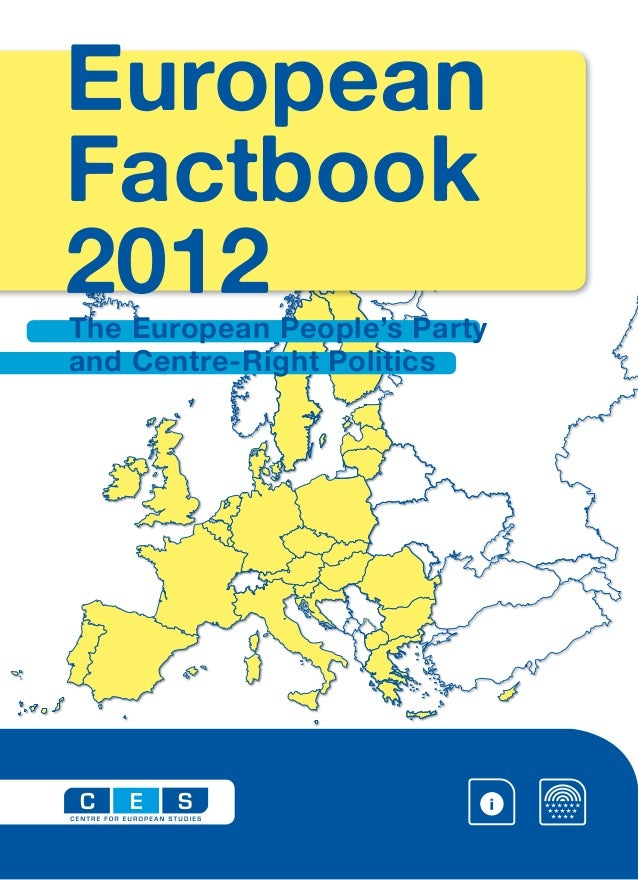 European Factbook 2012The European People's Party and Centre-Right Politics C SE