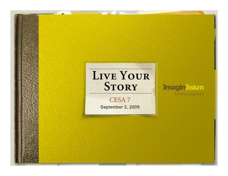 Telling Your Story Through Branding