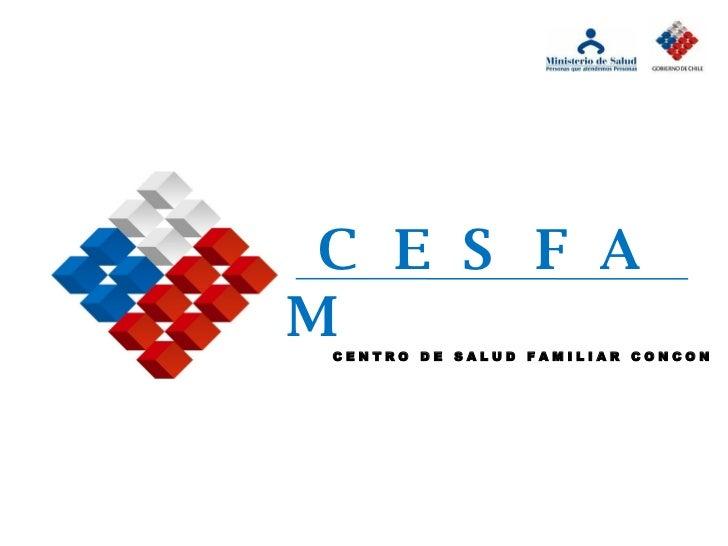 Cesfam Concon Seminario Luis Serrano