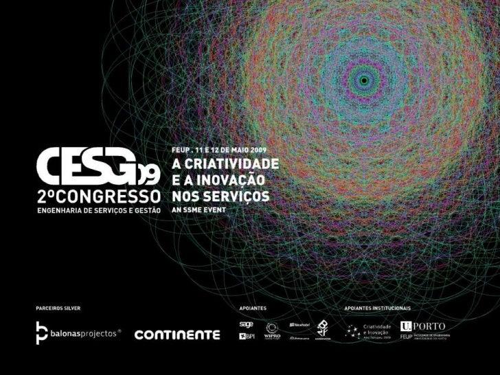 CESG - CCDRN - Luis Miguel Ferreira
