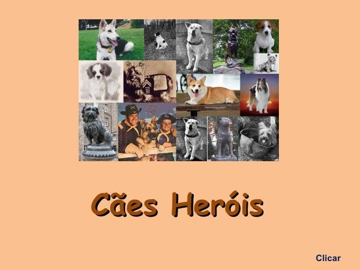 Cães Heróis Clicar