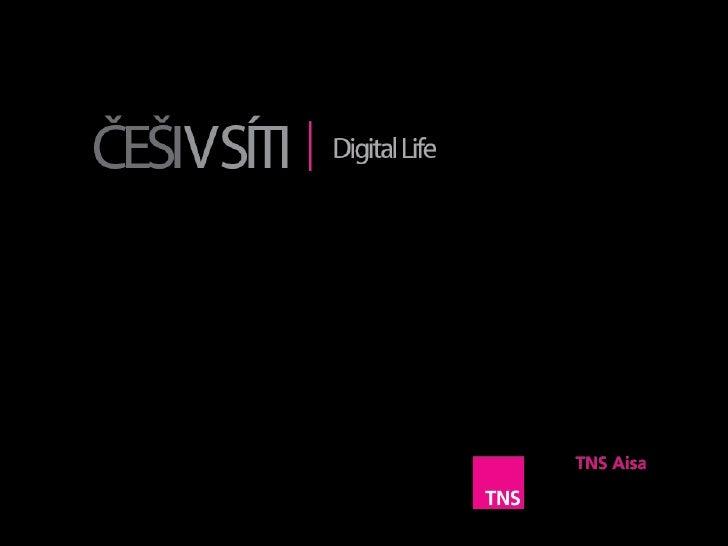 TNS Aisa - Češi v síti - Advertising Conference 2012 - IAC