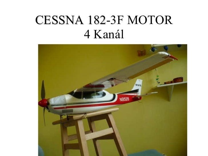 Moja Cessna model