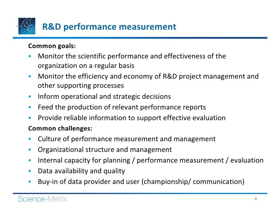 organizational culture and performance measurement systems This eight-step process for creating a new performance measurement system is based on our experiences with a number of organizations before you start, your organization should establish a core team to carry the performance measurement system design process forward though the system is never.