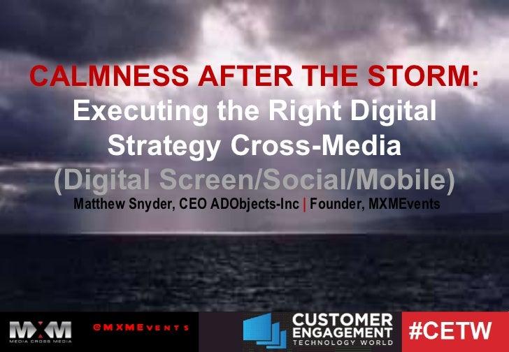 CETWorld- Mobile MediaCrossMedia