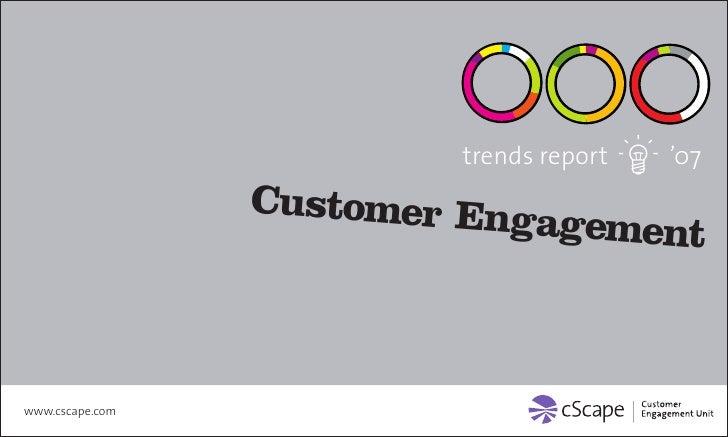 Digital Trends Report 2007