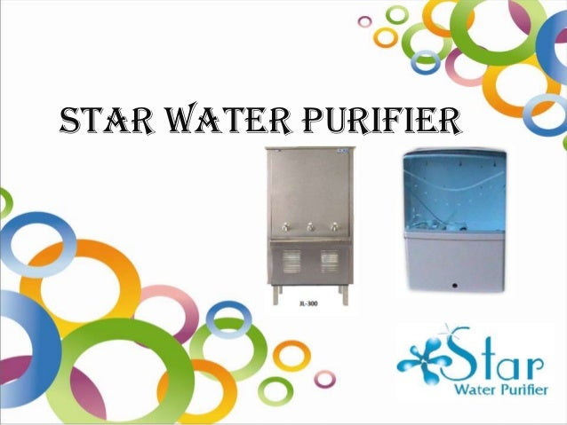 Star water purifier