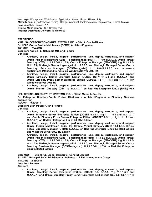 auteria wally winzer jr s information technology resume