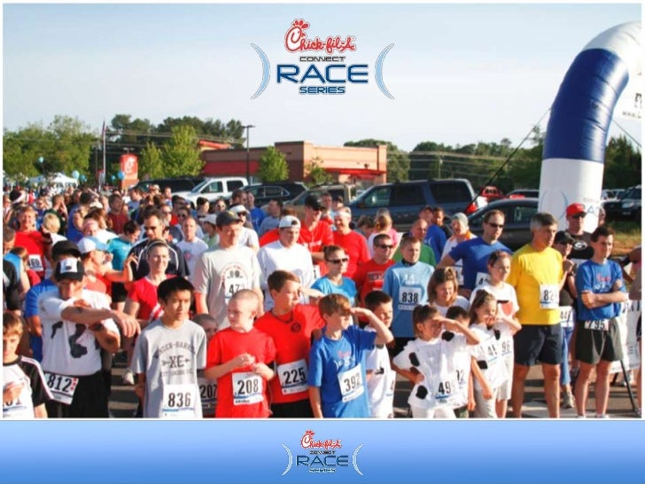 OverviewThe Chick-fil-A Race Series is happening on June 16, 2012 atDecatur Baptist Church! This race is proven to draw th...
