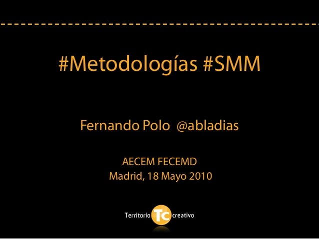 Metodologias-smm