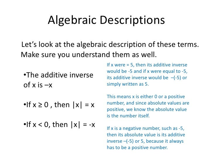 math worksheet : additive inverse and absolute value : Additive Inverse Worksheet