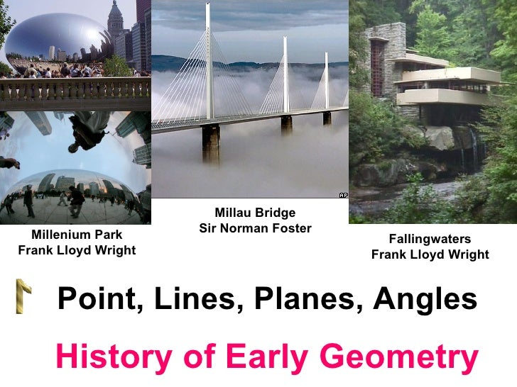 History of Early Geometry