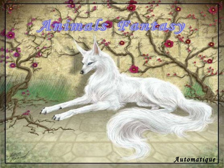 Animals fantasy