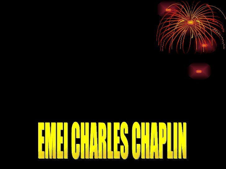 EMEI CHARLES CHAPLIN