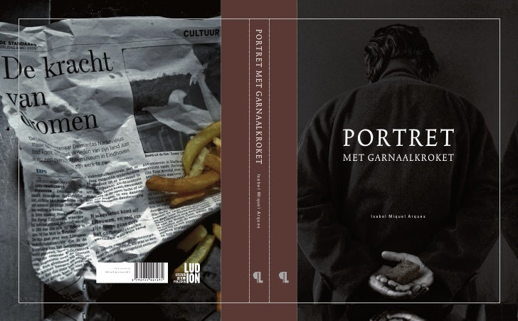 PORTRET MET GARNAALKROKET                                                        PORTRET                                  ...