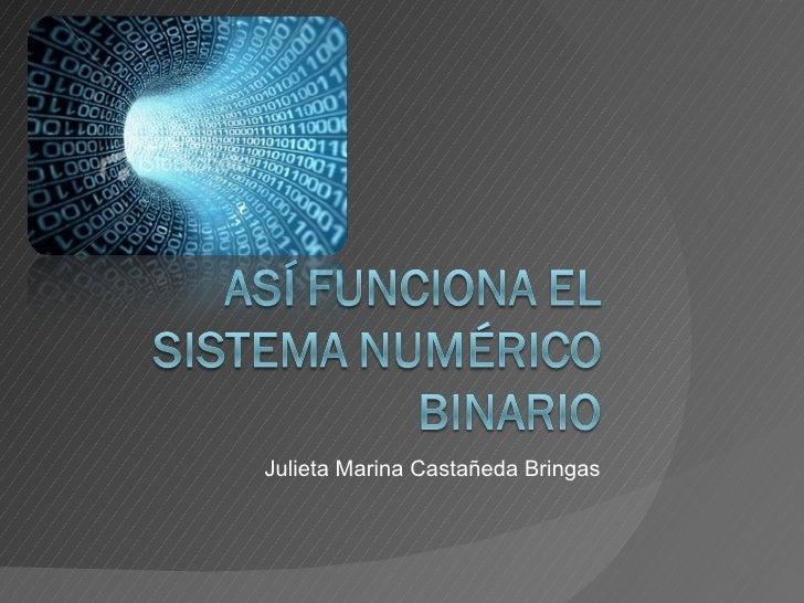 Numeración Binaria