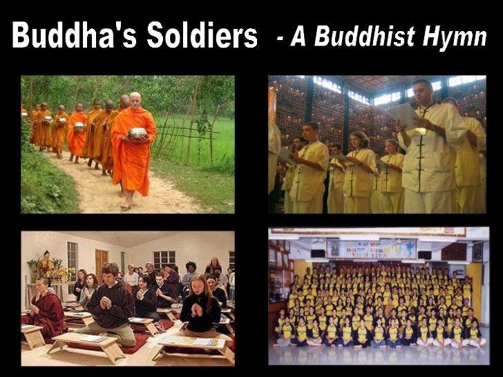 Buddha's Soldiers - A Buddhist Hymn