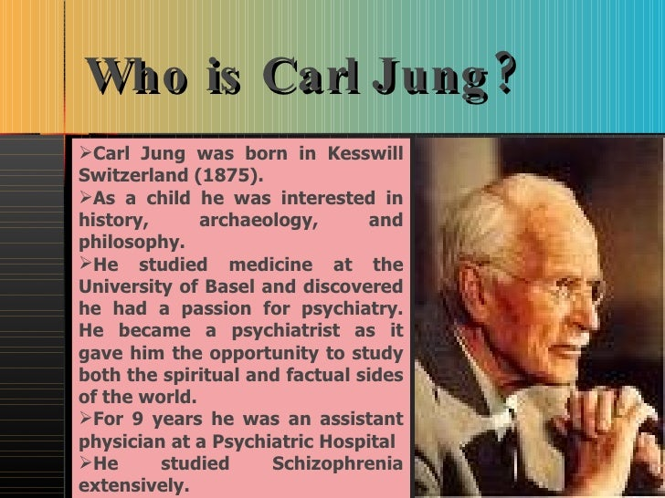 Carl Jung Flashcards | Quizlet