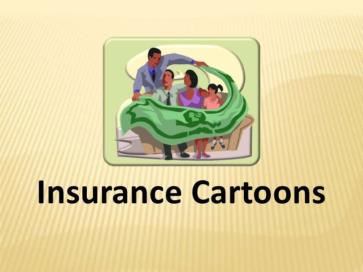 Cartoon Strips About Life & Insurance