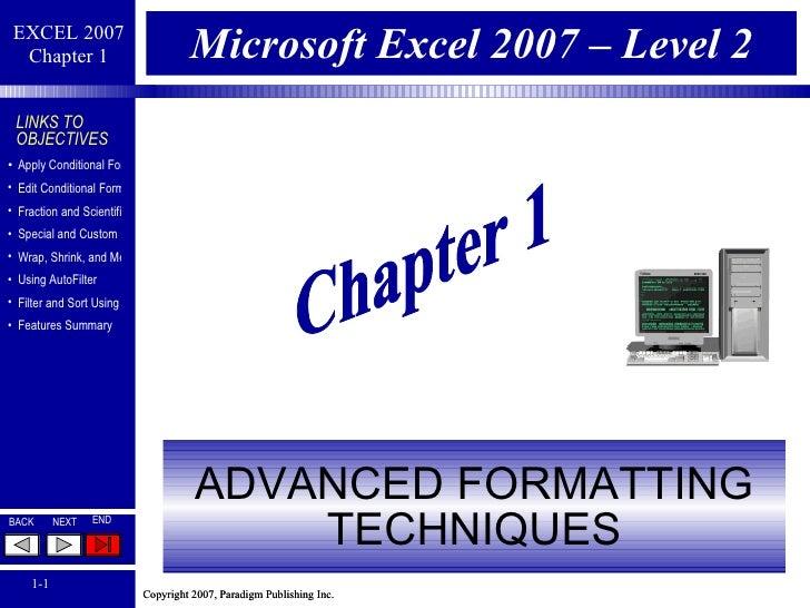 Advanced DB - Chapter 1 Slides