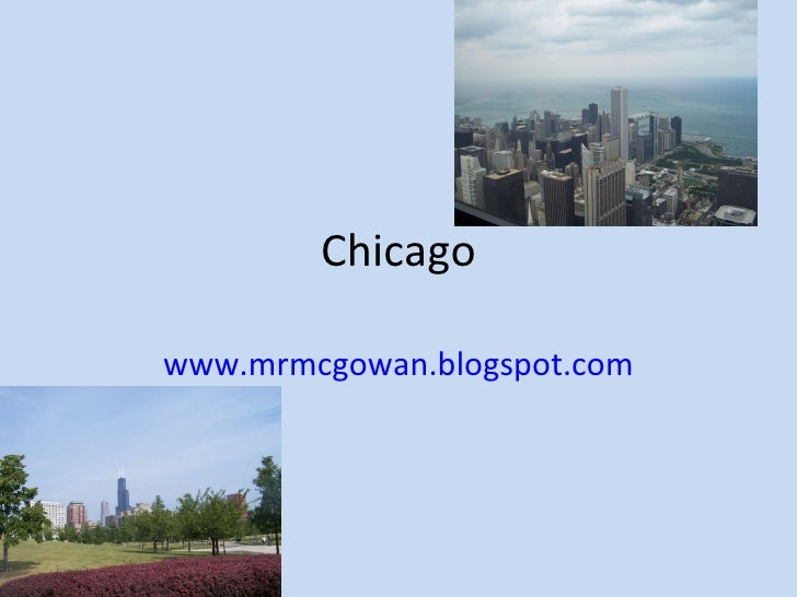 Chicago - Global City