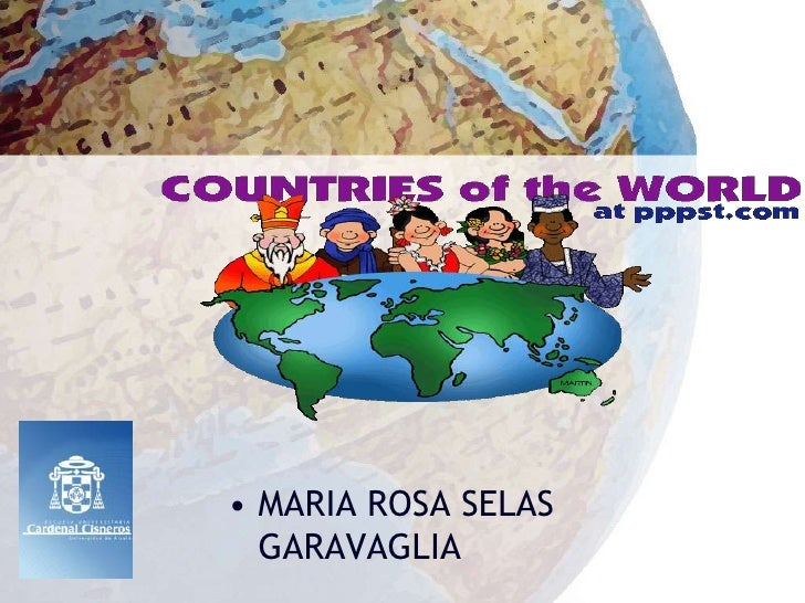 Mary Rose\Countries And Nationalities