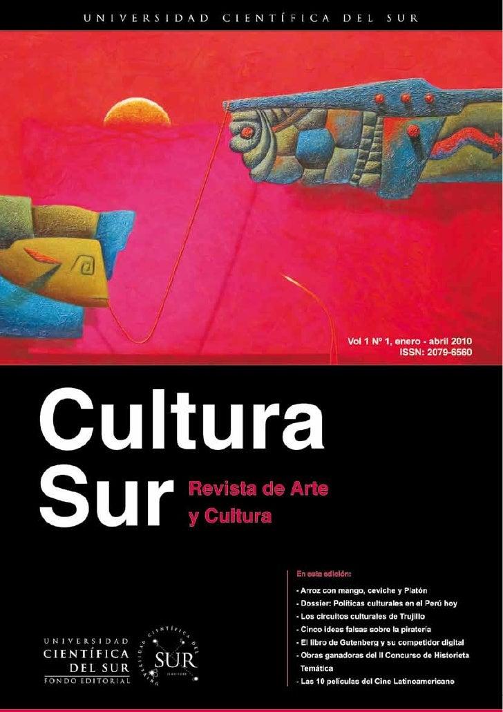 Cultura Sur 1-1