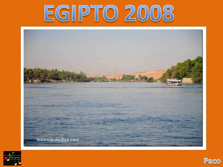 EGIPTO, poblado Nubio y Nilo