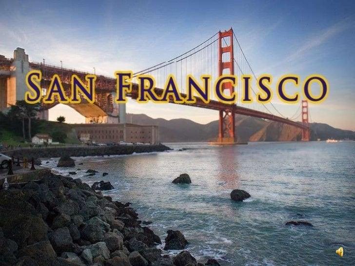 Escale à SAN FRANCISCO, USA