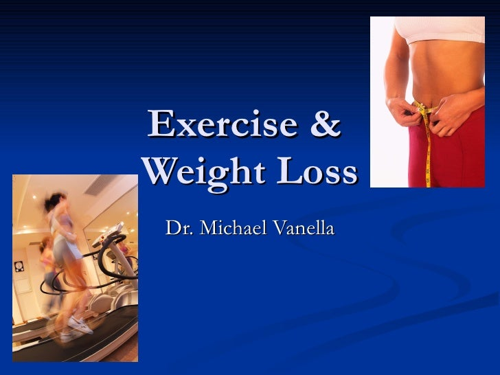 Exercise & Weight Loss