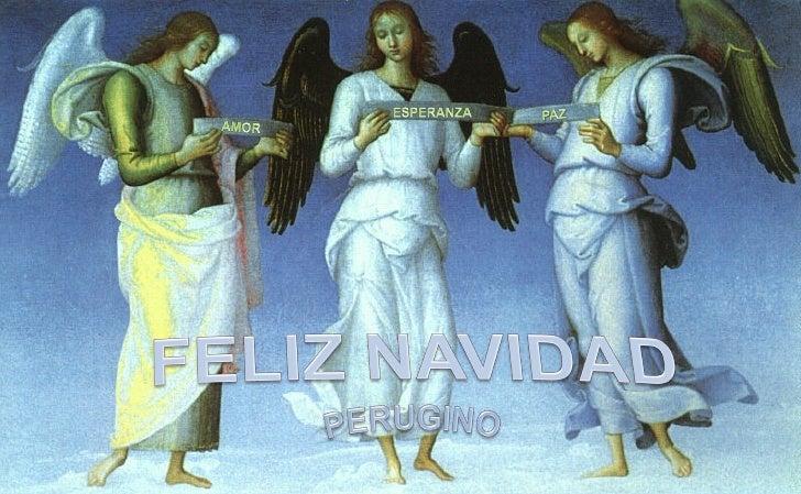 HA NACIDO EL NIÑO DIOS