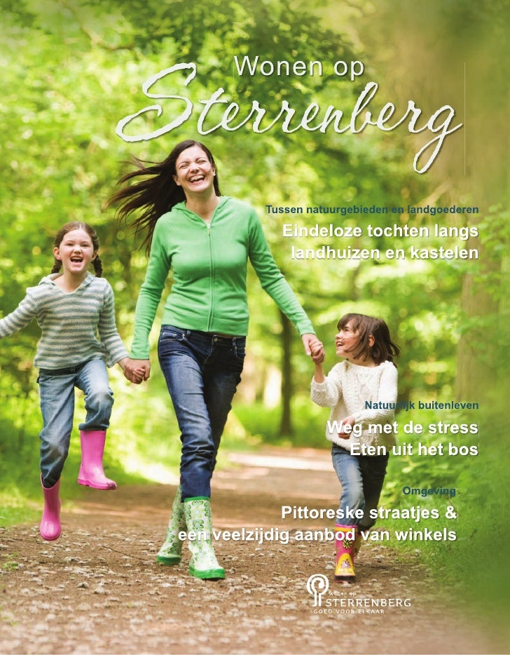 Gebiedsbrochure Wonen op Sterrenberg (www.boonmakelaars.nl)