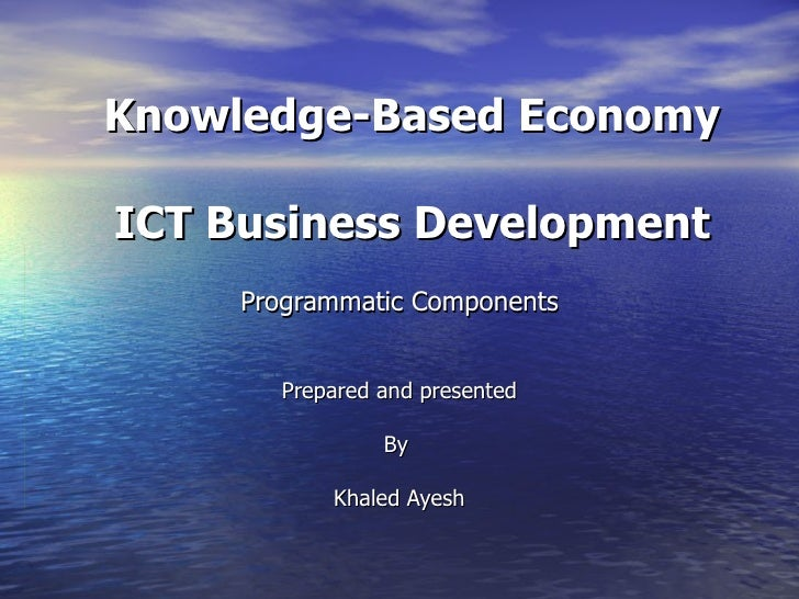 ict and business development Check out these tips on successful business development for start-ups, including how to avoid many of the typical frustrations with business development.