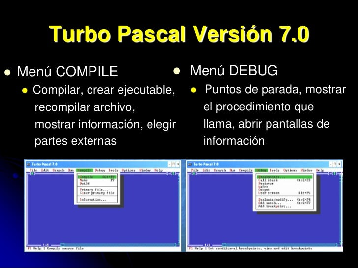 Download turbo pascal untuk linux commands Online compiler turbo c